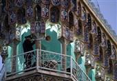 نقارهزنی 72 ساله حاج احمدآقا برای امام رضا(ع) بدون یک روز غیبت + فیلم