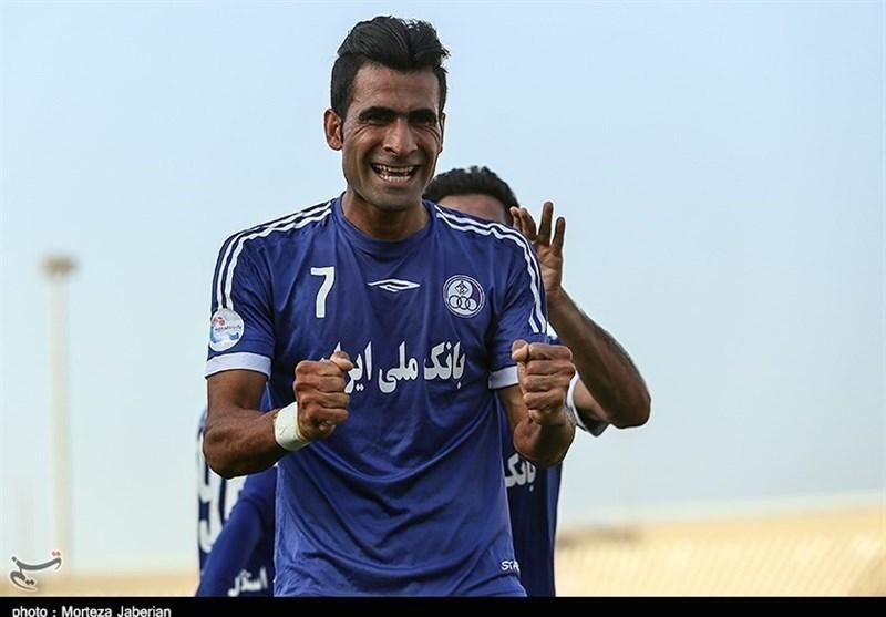 Hassan Beyt Saeid Joins Iran's Esteghlal Football Team