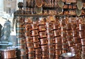 محافظة کرمان غنیة بالآثار العریقة وسوقها المسقّف تراث أصیل فرید من نوعه + صور