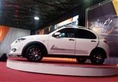 خودروی جدید سایپا رونمایی شد + تصاویر و فیلم