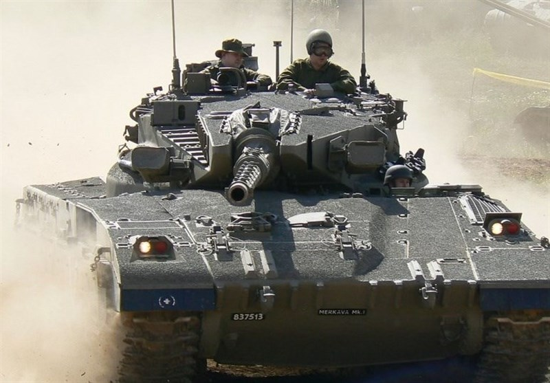 فلسطین بھر میں اسرائیلی فوجی مشقیں