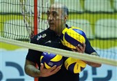 Match against S. Korea Is Very Hard, Iran U-19 Volleyball Coach Says