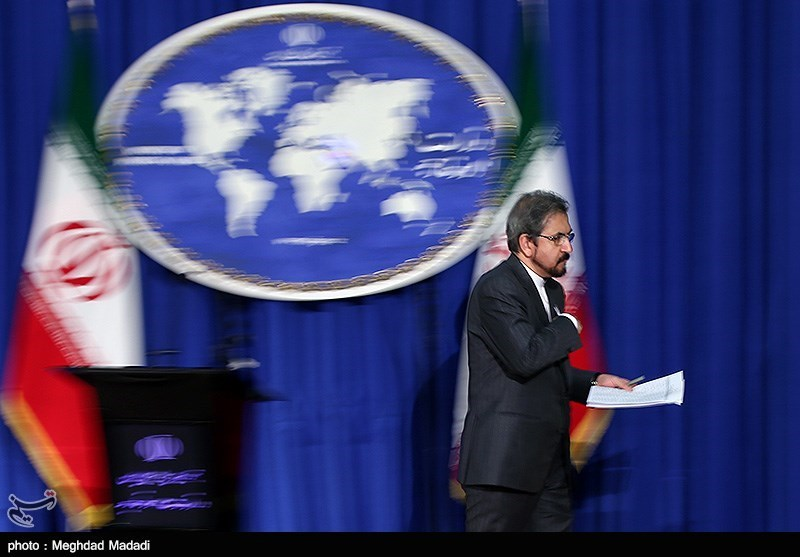 Just A Small Slap, Iran Foreign Ministry Says of IRGC Missile Raid