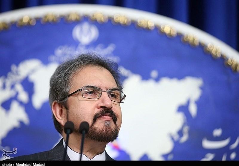 Astana Talks on Syria to Proceed despite Disagreements: Iranian Spokesman