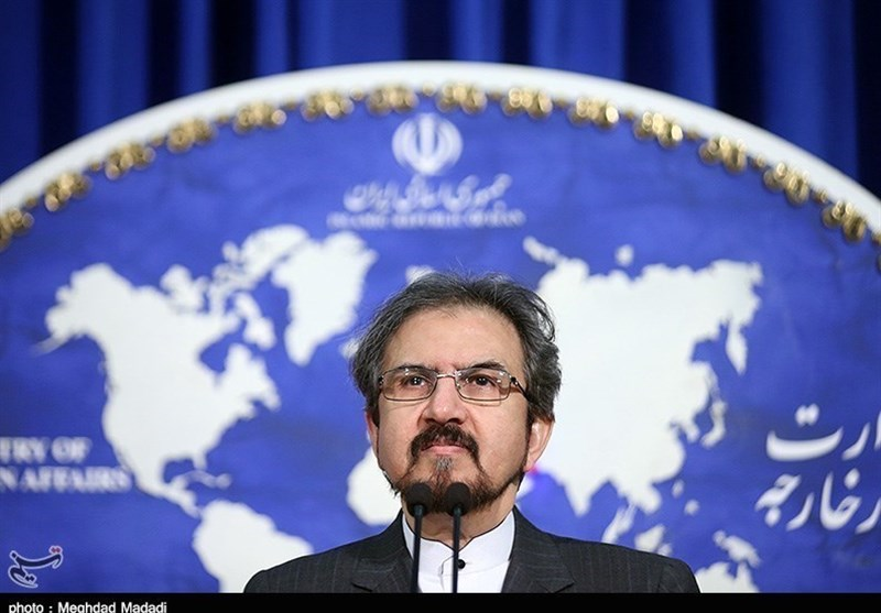 Iran Pursuing US Police Killing of National: Spokesman