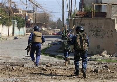 اشتباکات فی الاحیاء الغربیة لمدینة الموصل