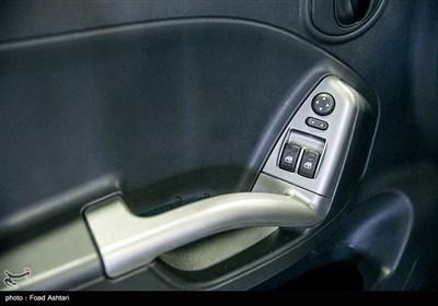 رونمایی از خودروی جدید سایپا