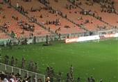 بازداشت 31 هوادار فوتبال توسط پلیس عربستان
