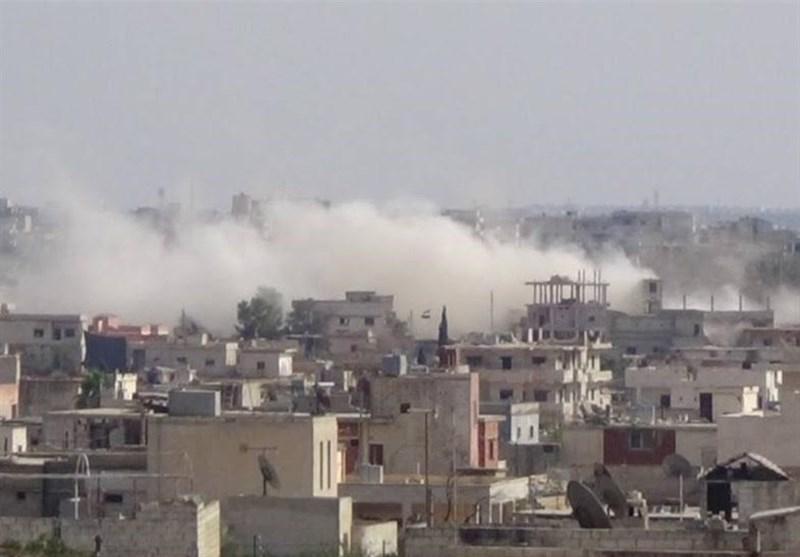 حملات تروریستی به دمشق