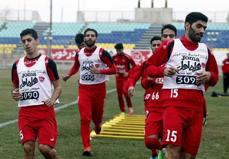 تعطیلی 5 روزه برای نوروز سرخپوشان/ نمایندگان پرسپولیس یکشنبه به قطر میروند