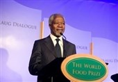 Iran 'Part of Solution' to Regional Conflicts: Kofi Annan