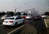 اینجا پُر از خودروهای چینی است، اما نه بیکیفیت