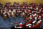 افتتاحیه دومین اجلاسیه دوره پنجم مجلس خبرگان رهبری