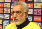 حسین فرکی: اشتباه مقابل استقلال تاوان دارد/ اختلاف ما و این تیم 4 گل نبود