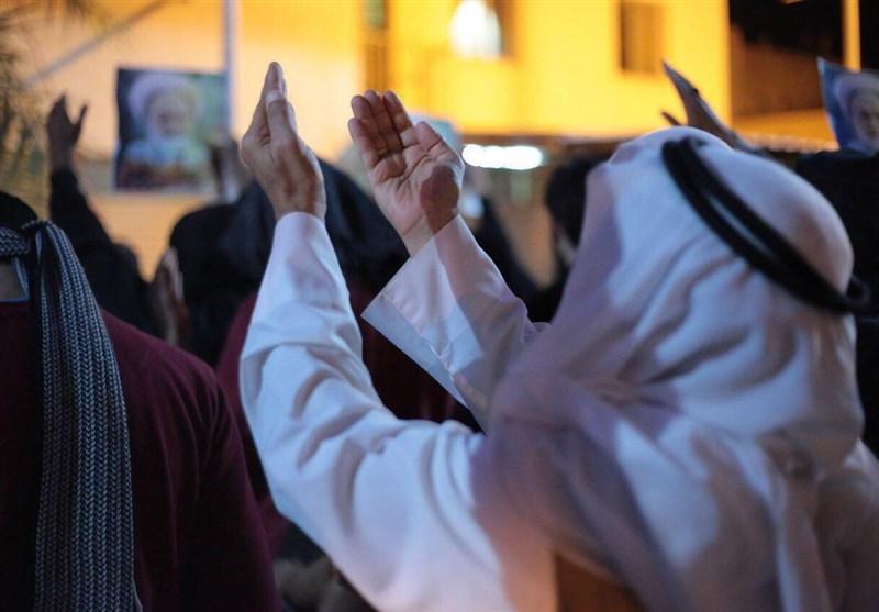 Bahreynli Gençlerin Şeyh İsa Kasım Nöbeti Devam Ediyor+Foto