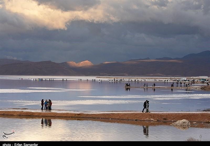 فارس| افزایش 354 درصدی بارندگی در حوضه آبریز مهارلو_ بختگان