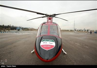 ایرانی ہیلی کاپٹر صبا-248 کی رونمائی کی تصویری جھلکیاں