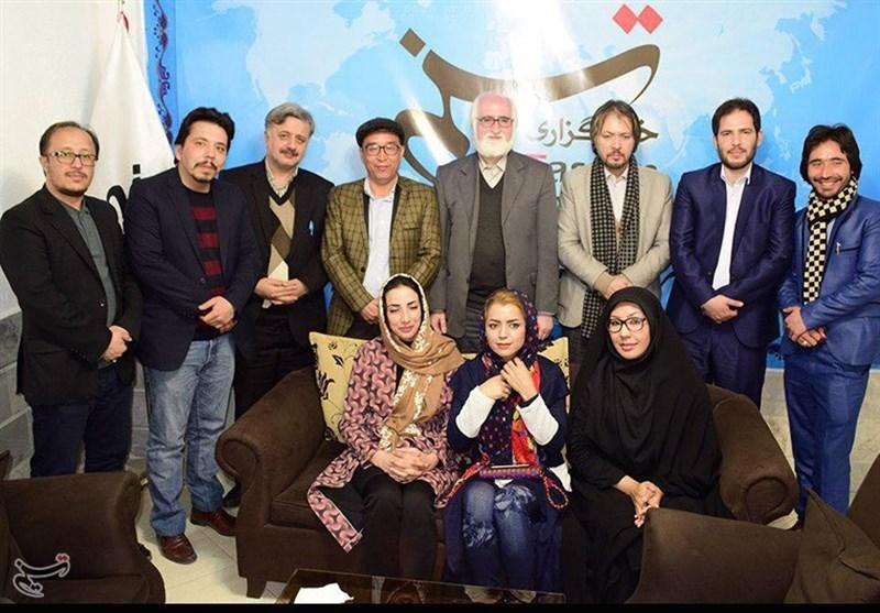 کابل تا مشهد؛ نامزدان افغانستانی جایزه شعر فجر میهمان خبرگزاری تسنیم شدند+ تصاویر
