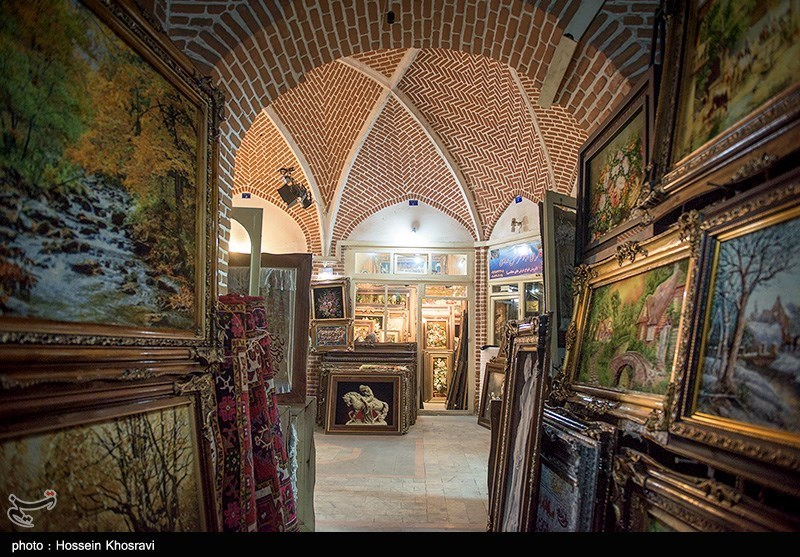 Tabriz Historic Bazaar Complex: A Melting Pot of Tradition, Trade, Culture