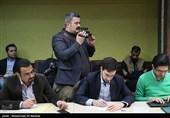 نشست خبری سخنگوی جنبش النجباء در خبرگزاری تسنیم