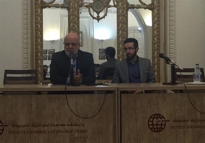ینبغی تعزیز قدرات المؤسسات الأمنیة العراقیة بعد تحریر الموصل من داعش