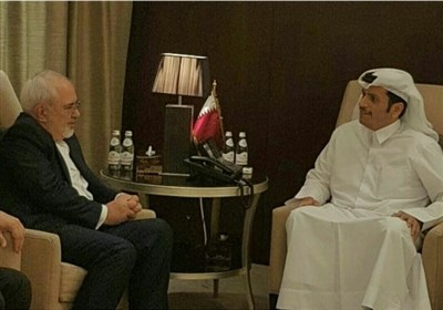 Talks between Riyadh, Doha Good for Entire Region: Iran's Zarif