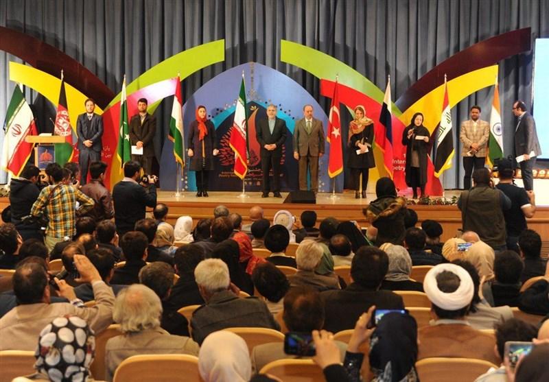 خاطره خوش افغانستانیها در یازدهمین جشنواره شعر فجر/از اعطای دکترای افتخاری به کاظمی تا درخشش پنج شاعر افغانستانی+تصاویر