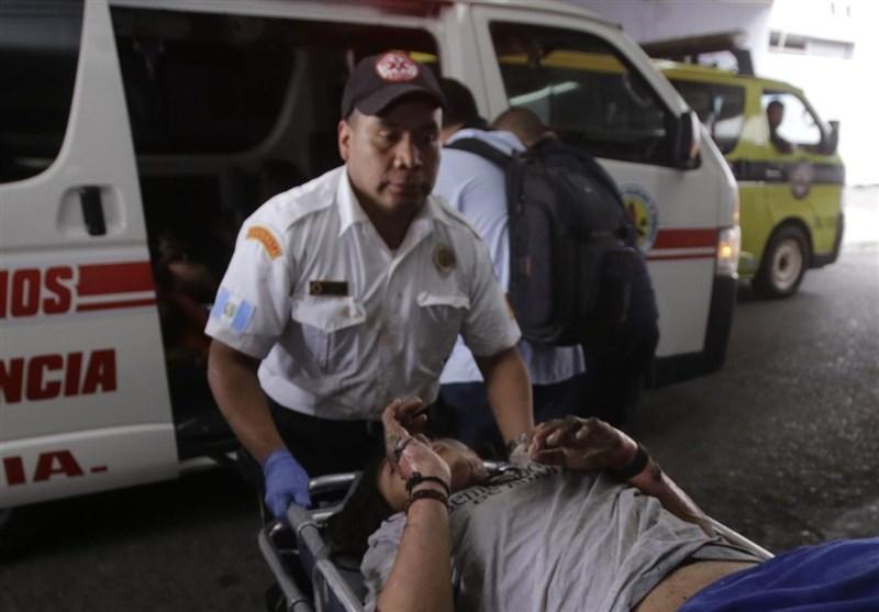 گوئٹے مالا کے فلاحی ادارے میں آگ بھڑک اٹھی، 19 بچے ہلاک اور 20 زخمی