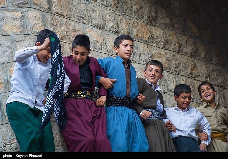 جشن نوروز در روستای پالنگان