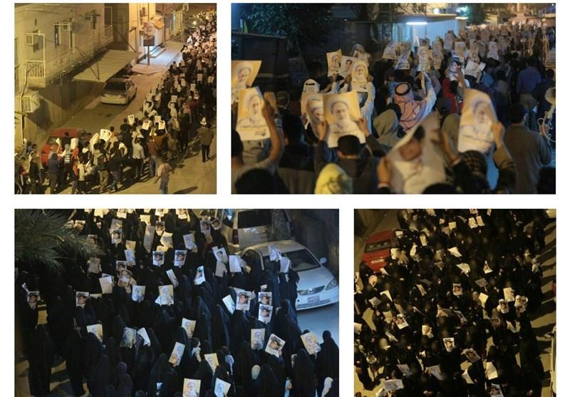 Bahreynliler Şeyh İsa Kasım'ın Yargılanacağı Gün İçin Büyük Bir Protesto Hazırlığında