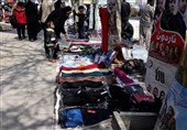 بازار پوشاک اراک