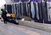 قاچاق 37 وانت پوشاک در هر لنج/ مناطق آزاد گذرگاه اصلی پوشاک قاچاق هستند
