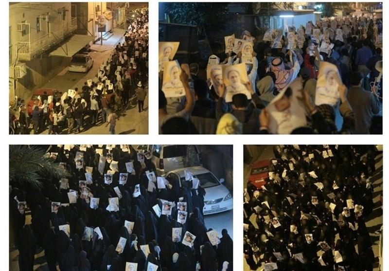 بحرین حکومت کی گذشتہ ہفتہ 52 قیدیوں کو 313 سال سے زیادہ قید کی سزا