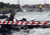 سقوط بالگرد نظامی مکزیک با 7 کشته