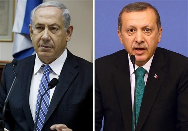 نتانیاهو اردوغان