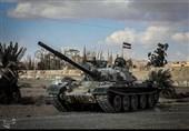 Palmira'da Çok Sayıda Bölge, IŞİD'den Temizlendi