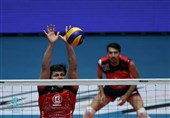 FIVB World Club Volleyball Harder than Olympics: Mehdi Mahdavi