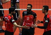 Iran's Sarmayeh Bank Beats Beijing BAIC Motor at Asian Club Volleyball C'ship