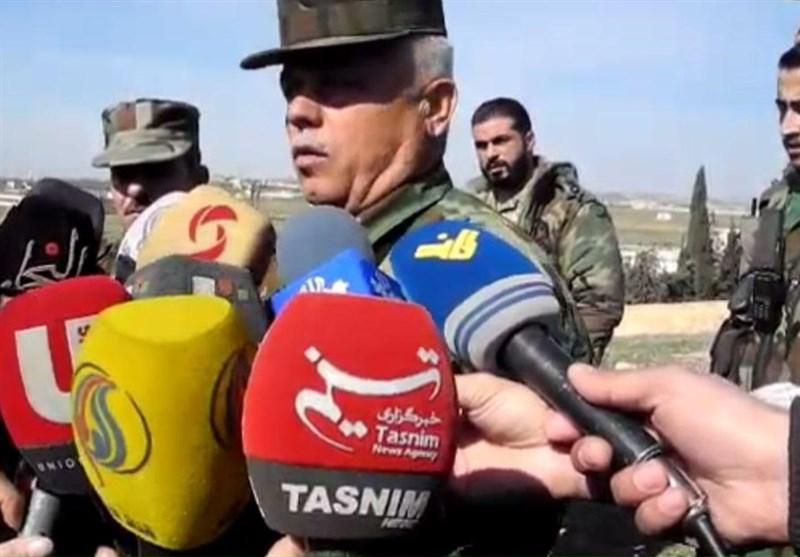 فرمانده ارتش سوریه