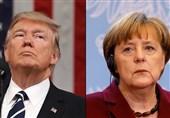 مرکل و ترامپ در اجلاس ناتو دیدار میکنند