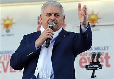 گزارش تسنیم| بن علی یلدیریم رئیس مجلس ترکیه شد اما مغضوب اردوغان باقی ماند
