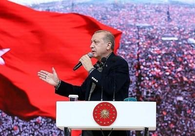 اردوغان: اروپاییها دیگر روی امنیت را نخواهند دید