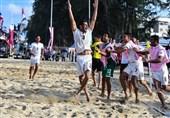 دعوت 15 بازیکن به اردوی تیم ملی فوتبال ساحلی