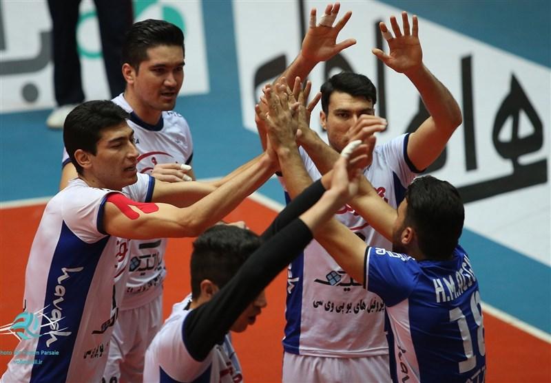 اسپانسر تیم والیبال ایرانیان گنبدکاووس تا شنبه به تعهدات خود عمل میکند
