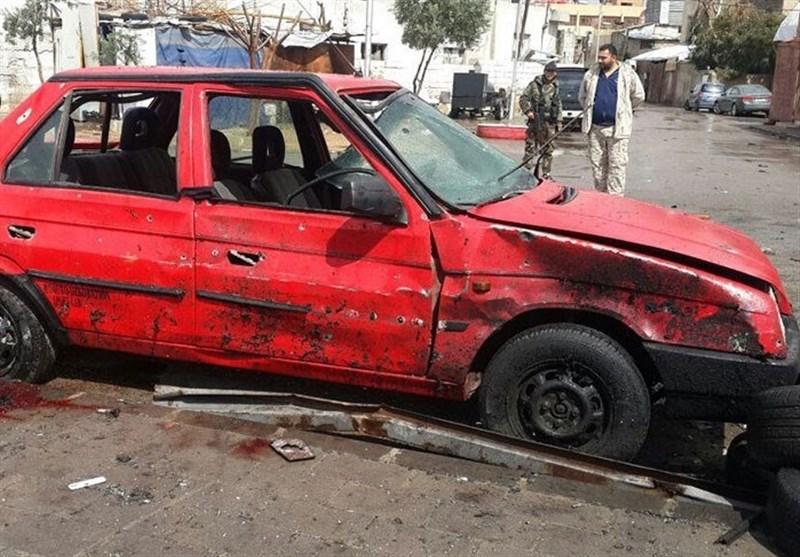 دمشق دھماکوں سے گونج اٹھا / 28 شہید، 45 زخمی + تصاویر