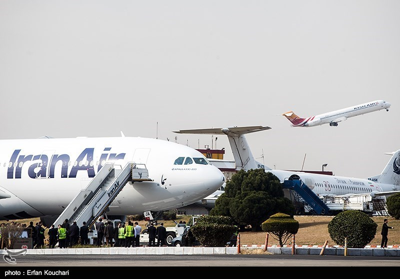 جزئیات فرود اضطراری پرواز تهران - پاریس در تبریز؛ ادامه پرواز پس از درمان بیمار اورژانسی