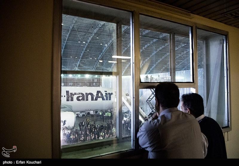 تاخير 17 ساعته پرواز مشهد-تهران هواپيمايي ايران اير/ناهماهنگي روابط عمومي با شعبه مشهد هما