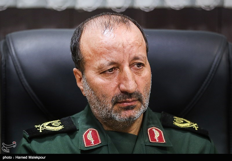 IRGC Ground Force Developing Combat Choppers: Commander