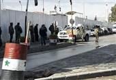 انفجار دمشق واحدهای مهندسی