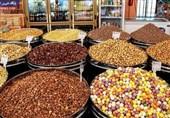 شیراز| ثبات قیمت در بازار شیرینی و آجیل شب عید در شیراز